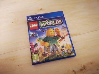"""Lego """"Worlds"""""""