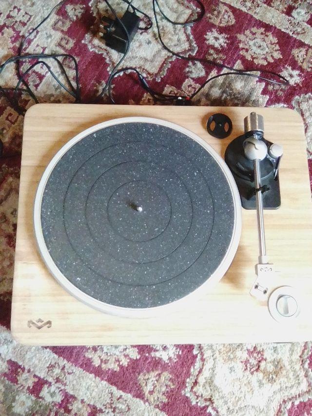 marley stir it up turntable