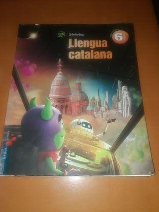 LLENGUA CATALANA 6 PRIMARIA SEGUNDO TRIMESTRE