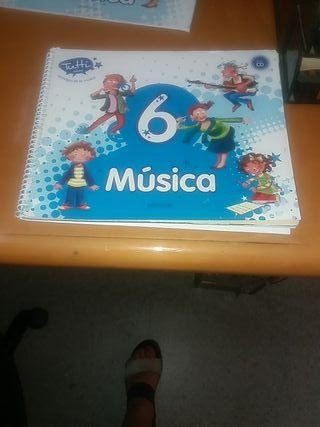 MUSICA 6 PRIMARIA