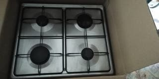 Cocina de gas + Horno