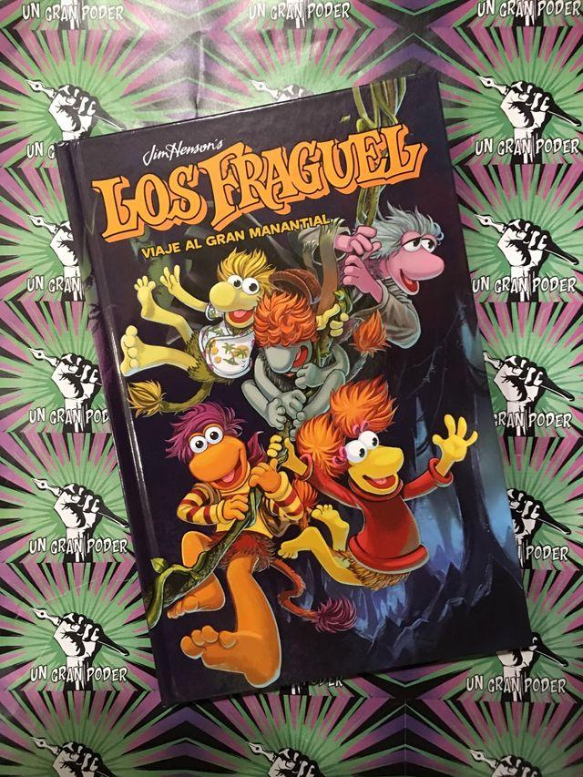LOS FRAGUEL. VIAJE A PRIMAVERALIA (COMIC)