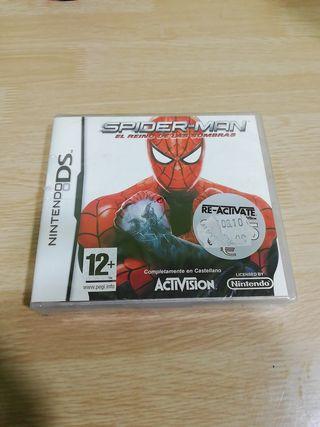 juego Spider-Man ds