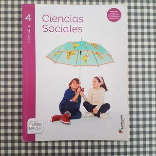 Libro ciencias sociales santillana 4