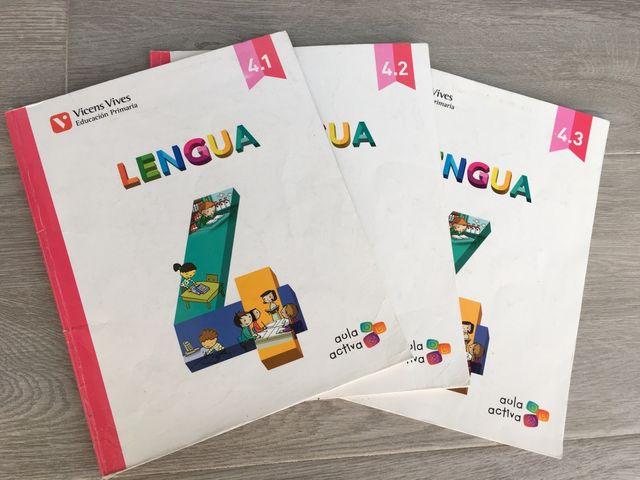 Legua 4º de Primaria ISBN: 9788468228358