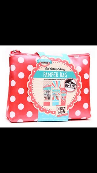 Dirty Works Pamper Bag