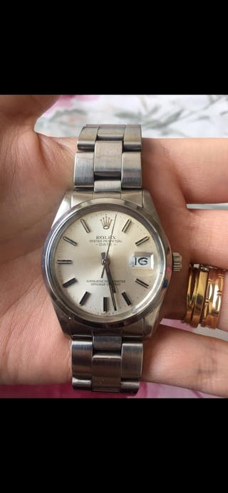 Zaragoza Reloj Mano Wallapop De Segunda Rolex En KuF5JcTl13