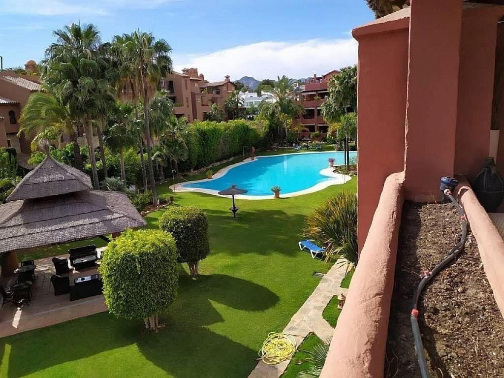 Dúplex en alquiler en Guadalmina en Marbella (Atalaya Isdabe, Málaga)
