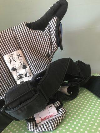 Mochila bebé Baby Björn (arnés) - dos posici