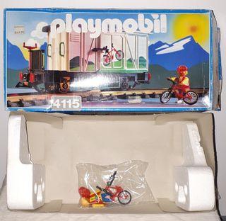 Playmobil 4115 vagón tren