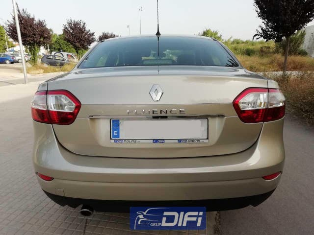 Renault Fluence 1.5DCI DYNAMIQUE 110 ECO2 4P