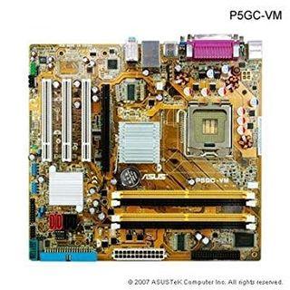 Placa base ASUS P5GC-VM Pro LGA 775
