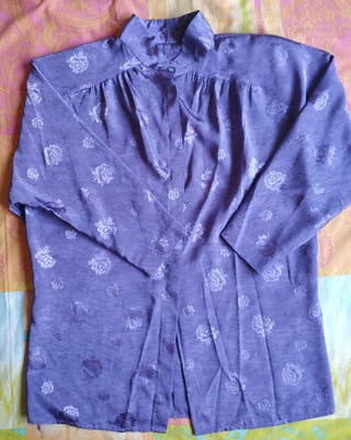Blusa talla XL (56) poliéster