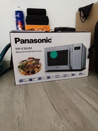 Microondas/grill Panasonic