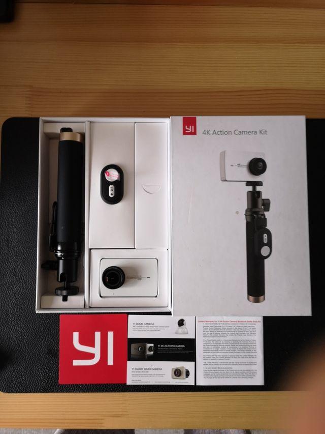 4K Action Camera Kit