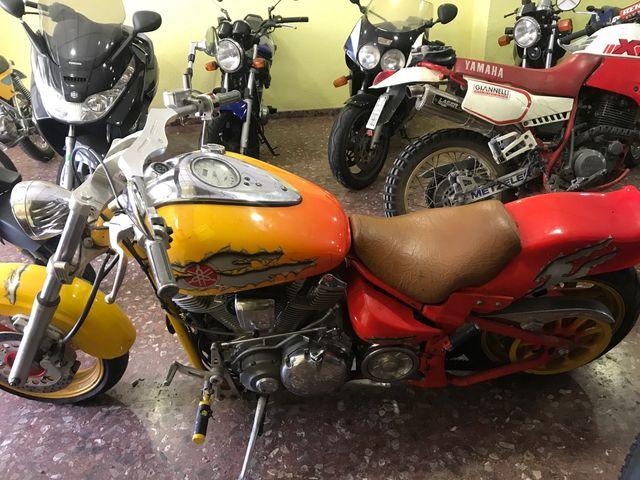 Yamaha 1600a xv