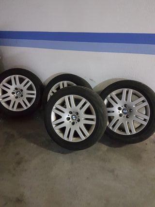 ruedas de invierno para BMW Serie 7 2006-10