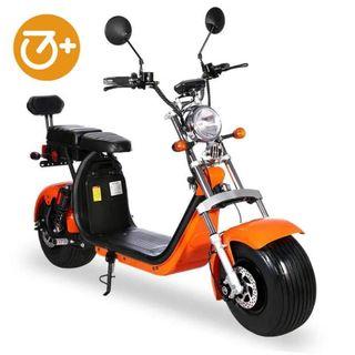scooter eléctrico, NUEVOS, citycoco 2000W-20ah