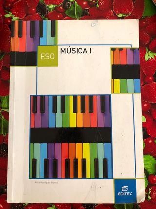 Libro música I 2(ESO)