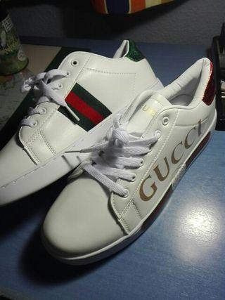 Zapatillas Gucci TALLA 43/44