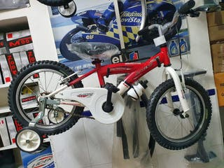 Bicicleta nueva a estrenar