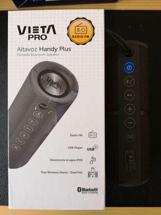 Altavoz portátil VIETA PRO Handy Plus