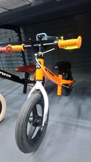 bici decathon infantil de 2 a 4 años con freno
