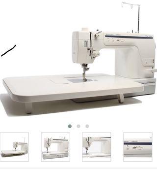 Maquina de coser husqvarna megacuilter