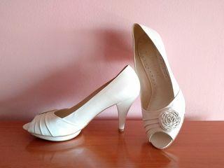 Zapatos mujer DORIANI, Spain, novias, boda, fiesta