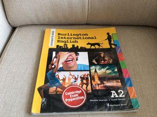 Libro inglés 1Eso Burlington