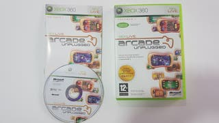 arcade unplugged XBOX 360