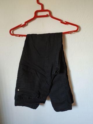 Pantalón negro Talla S H&M
