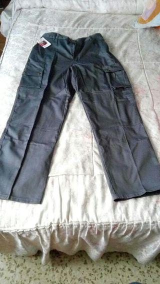 Pantalones trabajo nuevos talla 50