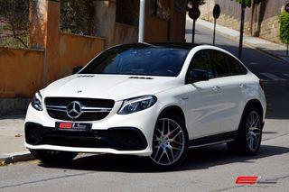 Mercedes-Benz GLE Coupé 2016
