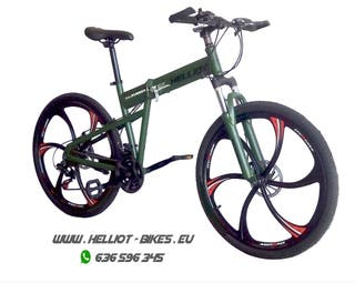 Mountain Bike plegable Helliot Hummer