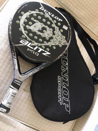 Pala Padel Dunlop Blitz Pro Nueva!