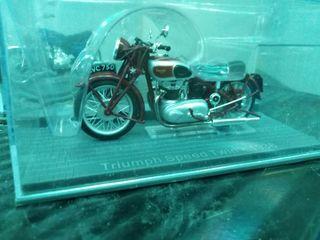 miniatura Triumph Speed twin 1938