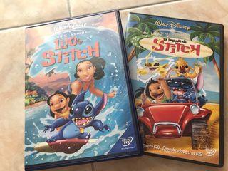 Películas Lilo & Stich DVD