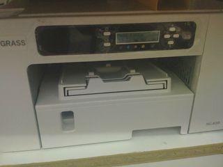 impresora sublimación sawgrass virtuoso sg400