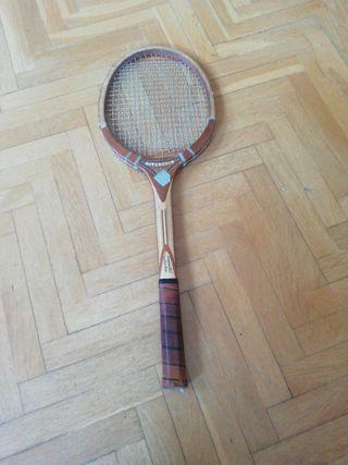 raqueta vintage Sovereign