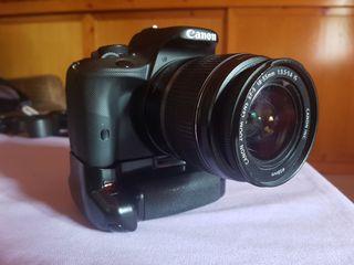 Canon EOS 100D + accesorios