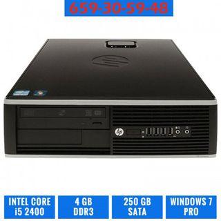 PC ORDENADOR HP ELITE 8200 CI5 4GB RAM SFF