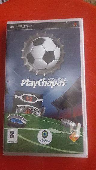 Playchapas PSP