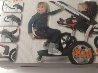 Kid Sit asiento hermano mayor carrito