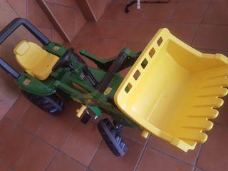 tractor jonh deree