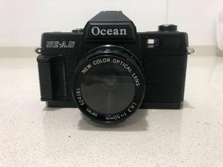 Cámara de fotos ocean