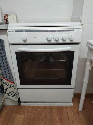 Cocina (horno+encimera)