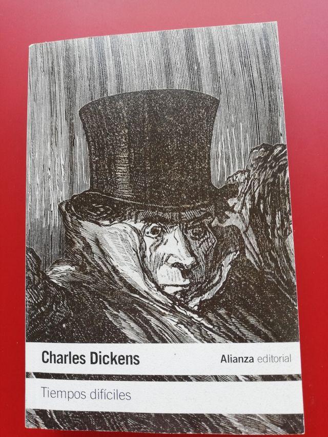 Libro de lectura TIEMPOS DIFICILES Charles Dickens