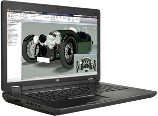 Portátil Hp Workstation ZBOOK 17 G2 + Nvidia K3100