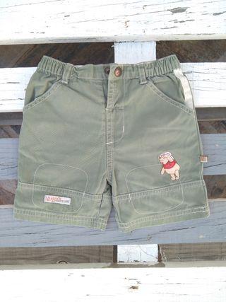 pantalón corto Winnie the Pooh
